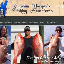 Captain Morgan's Fishing Adventures