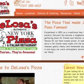 Delosas Pizza