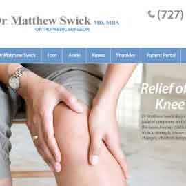 Dr Matthew Swick