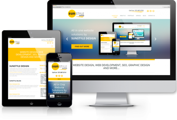 Web Design St Pete